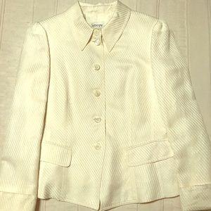 Vintage Armani Collezioni Shirt Jacket